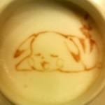 Pikachu Latte Art [pic]