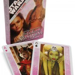 The Ladies of Star Wars Playing Cards [pic]
