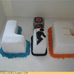 This Portal Cake is a Lie [pic]