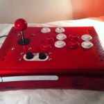 Xbox 360 Turned Into an Arcade Controller [pic + video]