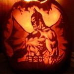 Epic Batman Jack-O-Lantern [pic]