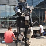 Dead Space Issac Clark Cosplay [pic]