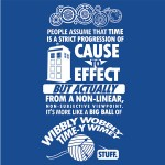 Doctor Who Time-y Wimey T-Shirt [pic]