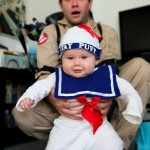 Father and Son Ghostbusters Costumes [pic]
