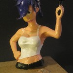 Futurama Leela Sculpture [pic]