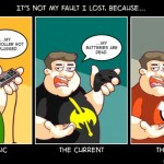 Excuses Used by People Who Suck at Video Games [comic]
