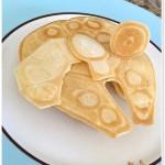 Star Wars Millennium Falcon Pancake [pic + video]