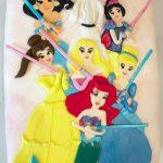 Jedi Disney Princesses Cake [pic]