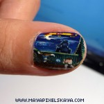 Street Fighter Fingernail Art [pic]