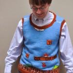 Super Mario Bros Sweater Vest [pics]