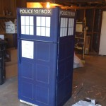 Doctor Who TARDIS Refrigerator [pic]