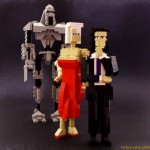 LEGO Battlestar Galactica: Gaius, Six and a Toaster [pic]