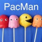 Pac-Man Cake Pops [pic]