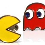 Pac-Man Cufflinks [pic]