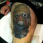 Tusken Raider Tattoo [pic]