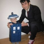 Baby in a TARDIS Suit [pic]