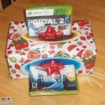 Awesome Portal 2 Christmas Present Box [pic]