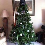 Darth Vader Christmas Tree [pic]