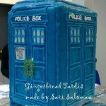 Gingerbread TARDIS [pic]