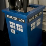 TARDIS Knife Block [pic]