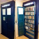 TARDIS Movie Cabinet [pic]