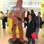 Life Size LEGO Chewbacca [pic]