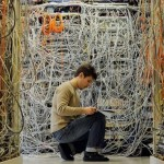 Welcome to Cable Management Hell [pic]