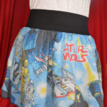 Star Wars Skirt Made From Sheets [pic]