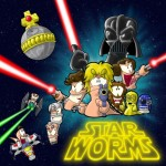 Star Wars + Worms = Star Worms [pic]