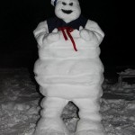 Stay Puft Marshmallow Snowman [pic]
