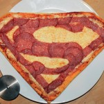 Superman Pizza [pic]