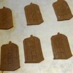 3D Printed TARDIS Cookies [pic]