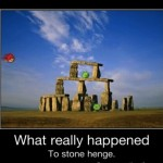 The Actual History of Stonehenge: Angry Birds [pic]