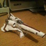 Battlestar Galactica Viper Papercraft [pic]