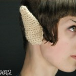 Crochet Your Own Vulcan Ears [pic]