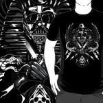 Darth Vader King Tut Mashup T-Shirt [pic]