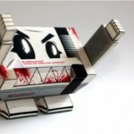 Angry Nintendo NES Papercraft [pic]