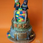 LEGO Batman Birthday Cake [pic]