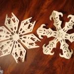 Skyrim Paper Snowflakes [pic]