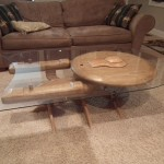 Star Trek Enterprise Coffee Table [pics]