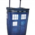 Rolling TARDIS Luggage [pic]