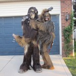 Tarfful and Chewbacca Cosplay [pic]