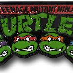 Teenage Mutant Ninja Turtle Belt Buckle [pic]