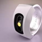 3D Printed GLaDOS Ring [pic]