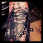 Awesome Batman Tattoo [pic]