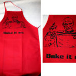Star Trek Bake It So Cooking Apron [pic]