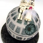 Star Wars Death Star Wedding Cake [pic]