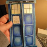 Doctor Who TARDIS Valentine's Day Card [pics]
