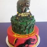 Amazing Jurassic Park Cake [pic]