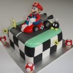 Mario Kart Cake [pic]